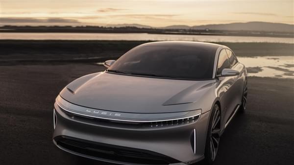 贾跃亭投资的Lucid Motors豪华电动汽车官图公布的照片 - 7