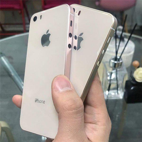 疑iPhone SE 2上手:玻璃后盖/或支持无线充电