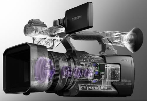 高清专业 索尼X160摄像机西安22500元