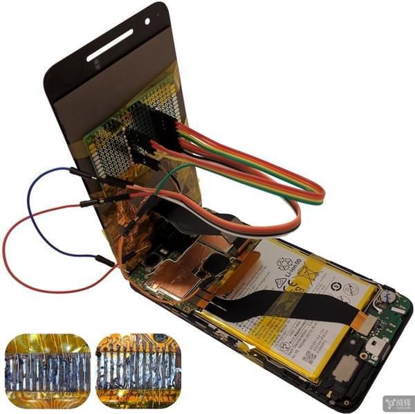 吓人!修手机被植入黑客芯片 隐私全泄露