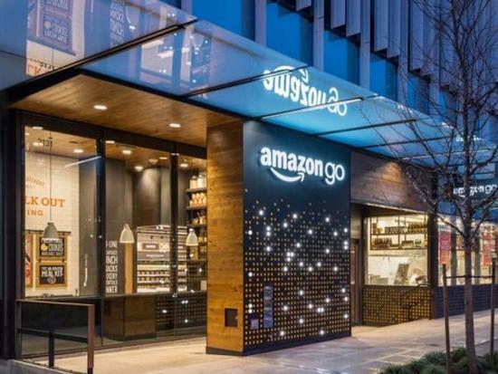亚马逊无人便利店开业 贝索斯身价应声增加28亿美元