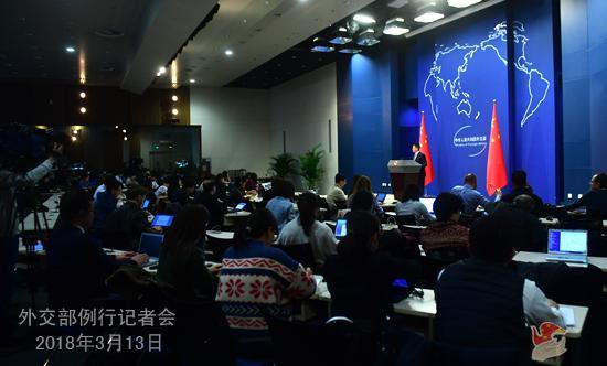 国务院机构改革是否意味外交部权力被削?中方回应