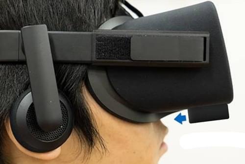 """岛国发布""""原味VR""""配件的照片 - 2"""