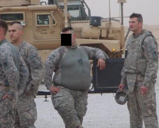 """超6成美军人被指肥胖 致陆战队空军""""战力疲软"""""""