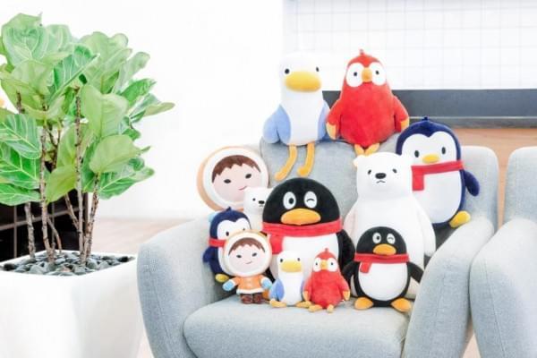 腾讯售卖企鹅等6个卡通周边产品 你喜欢哪一个?的照片 - 1