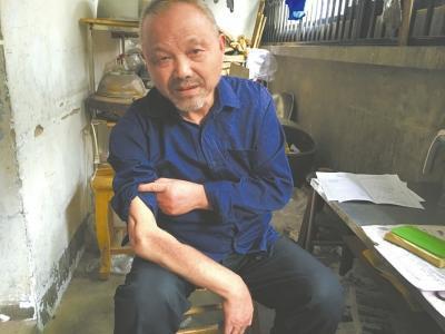 75岁孤残老人捐两套房一铺面 立遗嘱帮助残疾学生