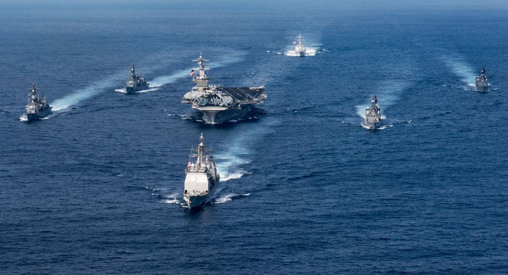美恢复第二舰队编制应对俄威胁 俄议员:将采取回应