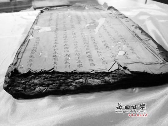 【西部地理】两当王羲之家谱:《王氏族谱》中嵌入的文化源码