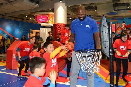 上海的NBA乐园运营半年了,想实现的都实现了吗?