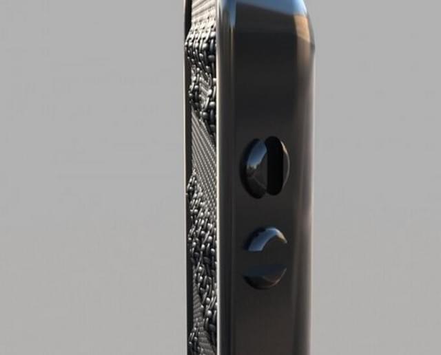 真正的触摸屏 盲人电话也能玩高科技