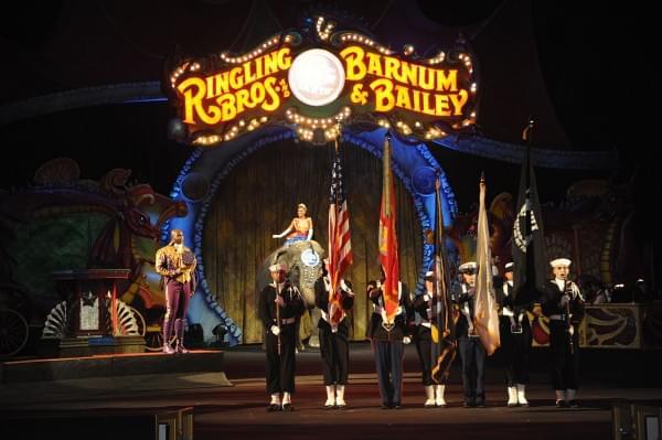 美国有上百年历史的玲玲马戏团将永久关闭的照片