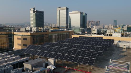 三星拟2020年中美欧工厂和办公楼全用可再生能源