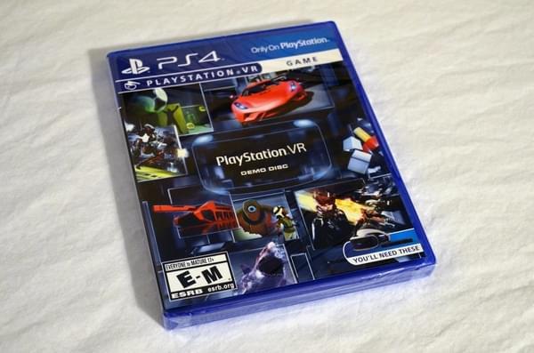 索尼PS VR零售版开箱 附赠这几款游戏大作的照片 - 7