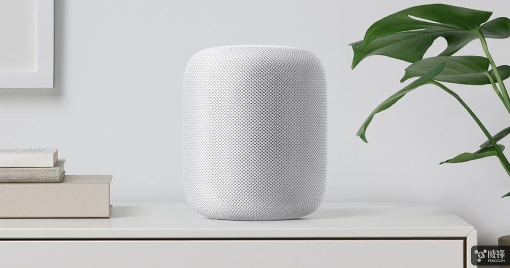 新产品:苹果HomePod扬声器349美元