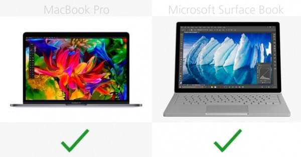 MacBook Pro和Surface Book终极对比的照片 - 23