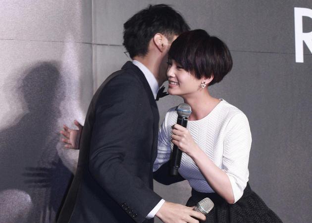 李荣浩和杨丞琳