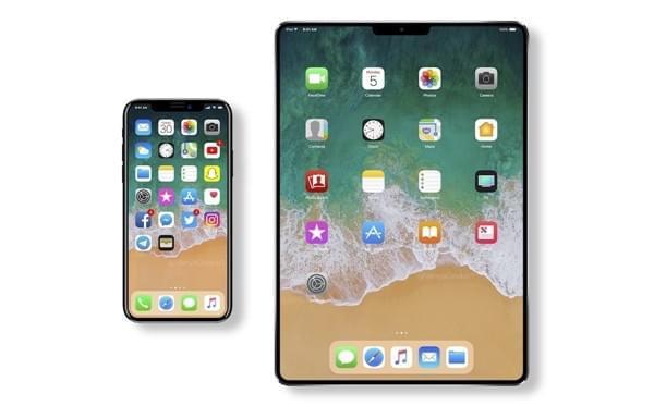 没悬念 苹果多款新iPad都配备人脸识别
