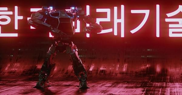 Hankook Mirae展示四米高的Method-2载人两足机器人的照片 - 12