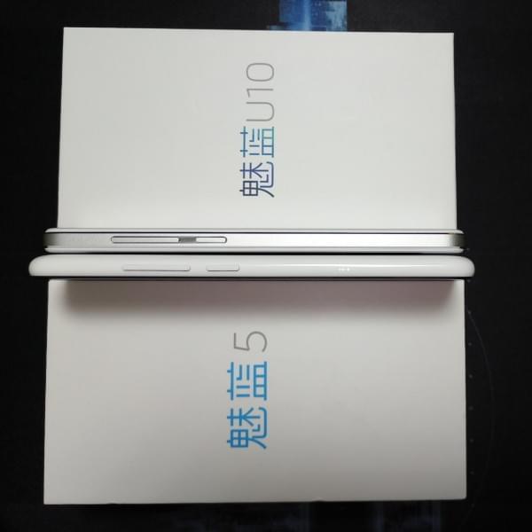 """魅蓝5""""宝石蓝/冰河白""""上手:开箱 / 跑分 / 兼与魅蓝U10对比的照片 - 19"""