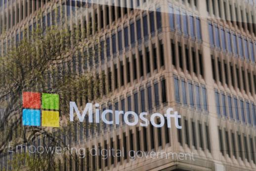 分分彩前三定位玩法,微软财报亮点:云计算业务强劲,Windows业务稳定