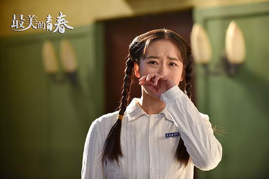 在电视剧《最美的青春》中,何雨虹饰演的是女一号覃雪梅.