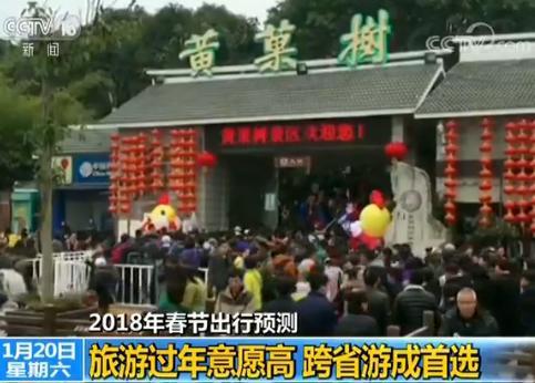 2018春节黄金周去哪玩? 三亚哈尔滨成热门目的地