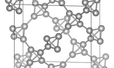 科学家用计算机设计超轻晶体铝:比水轻了不少