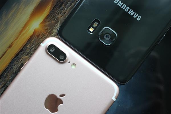 华强北iPhone 7 Plus终极预览机模杀到:对比三星Note 7的照片 - 10
