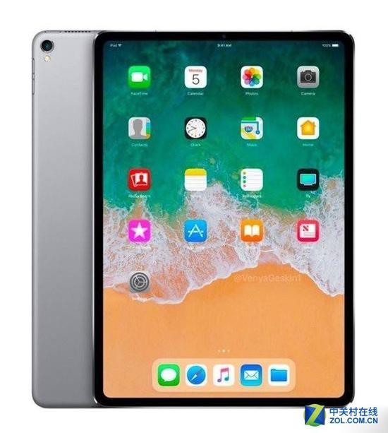 苹果新一代iPad Pro或采用Type
