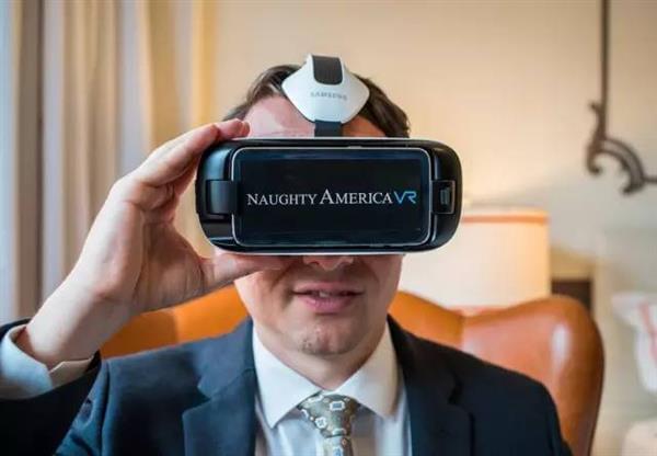 2017,虚拟现实性爱再接再厉的照片 - 1