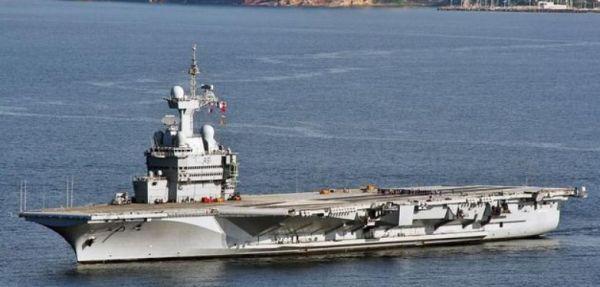 法国启动航母研发计划:18个月内先搞清3个问题