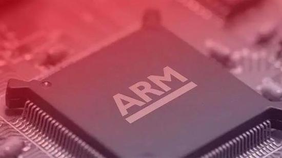 "ARM""中国布局""早已启动"