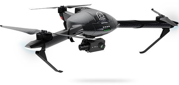 小蚁4K+运动相机和Erida无人机将亮相CES 2017的照片 - 3