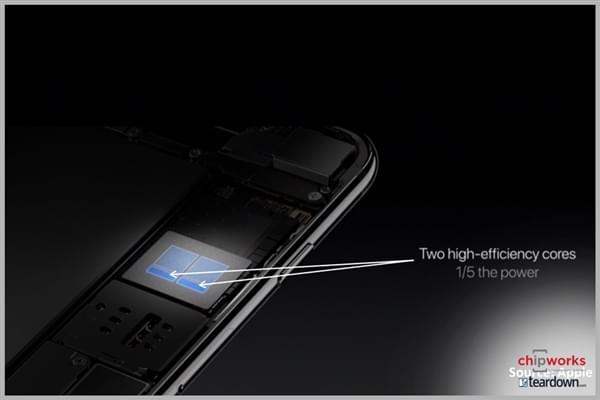 苹果A10处理器内核图曝光:找不到小核心CPU的照片 - 1