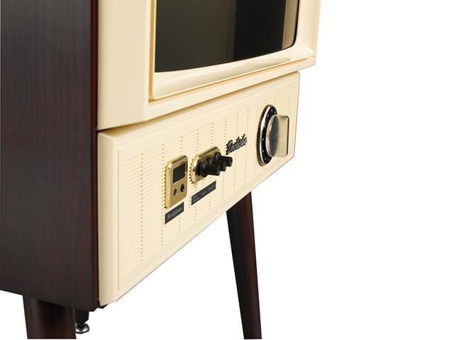 80后小时候的旧款电视 重新推出有HDMI