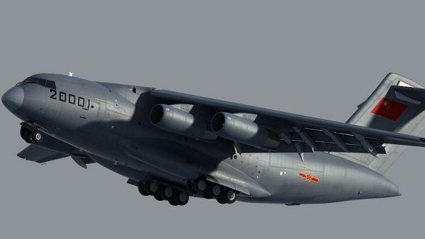 比航母和隐身战机更可怕?外媒?美国更应担心运20