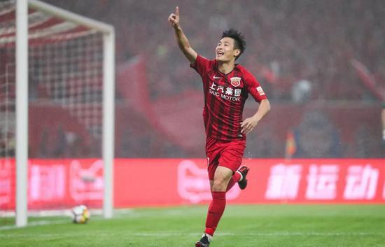 武磊创中超本土球员新纪录