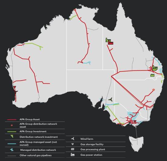 长和系斥资130亿澳元收购澳天然气管道商 被阻止