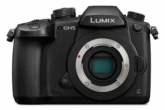 松下发布GH5相机V2.0版升级固件