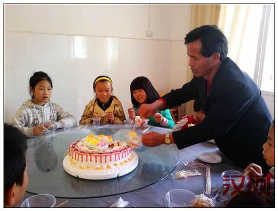 一个乡村教师守望的故事——记江夏区法泗街桥头小学张开生老师