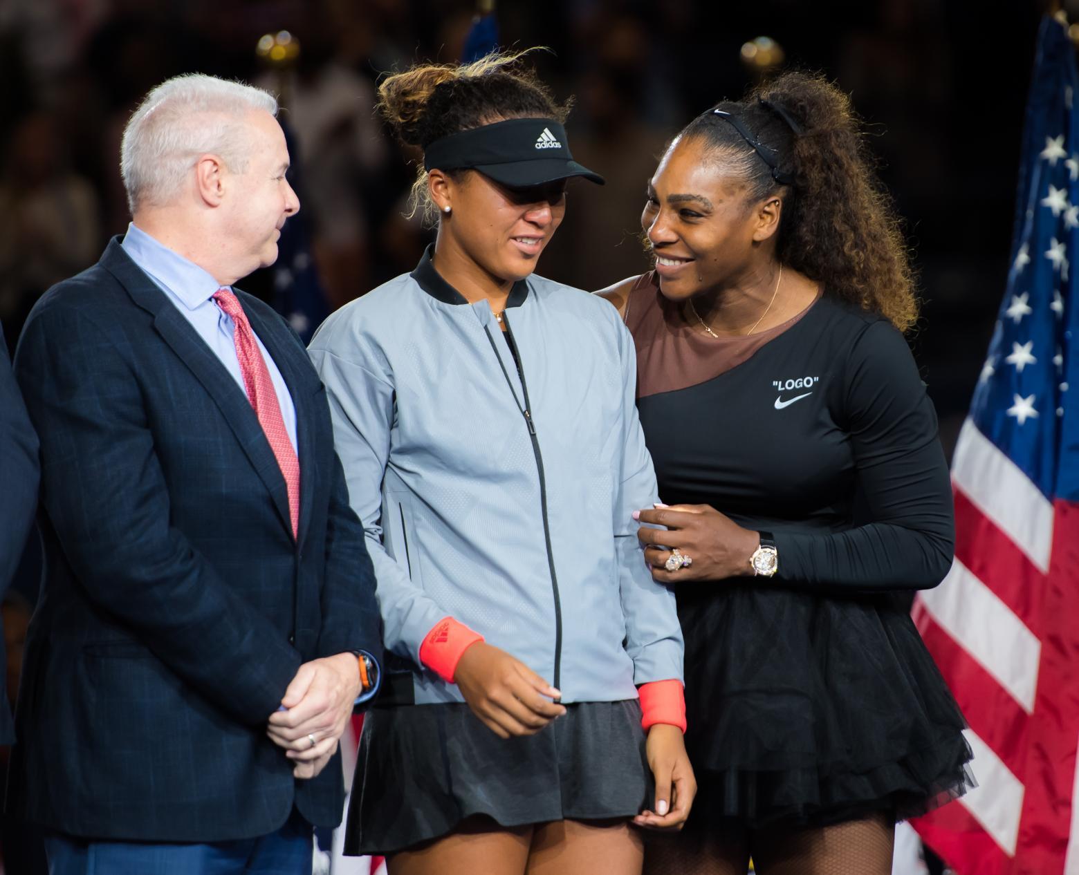 Naomi Osaka, US Open, Serena Williams