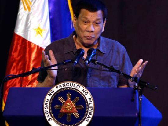 菲律宾总统改口:金正恩是我偶像 懂大师级操作