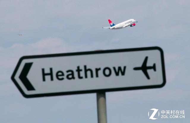 员工弄丢数据U盘 就职机场被罚款12万英镑