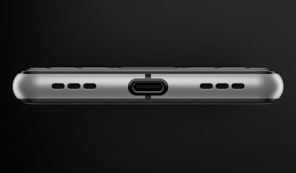 传统的直板全键盘机型 黑莓KeyOne正式发布的照片 - 6
