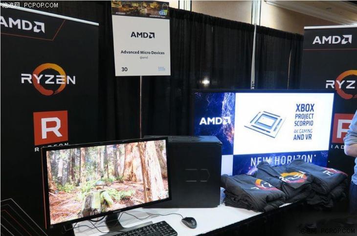 逆袭8核i7 AMD Ryzen实机主频冲上3.9GHz的照片 - 2