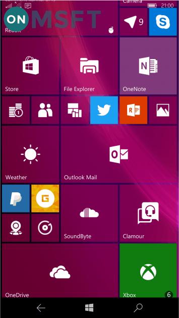 Windows 10天气等应用都将迎来半透明瓷贴的照片 - 2