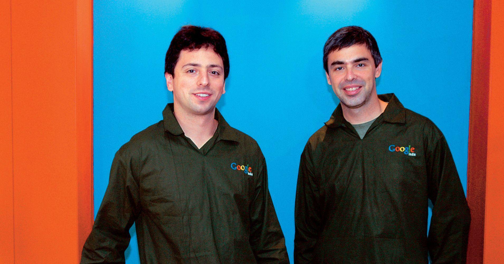 谷歌早期趣闻:佩奇和布林初见时互相看不顺眼