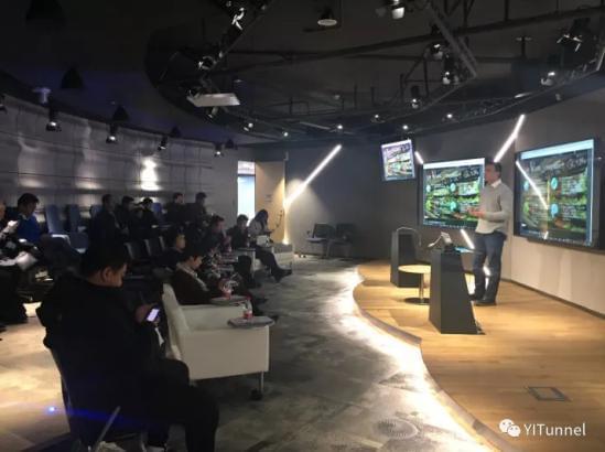 YI Tunnel携手海淀商联会在微软技术中心向零售企业家分享领先AI解决方案