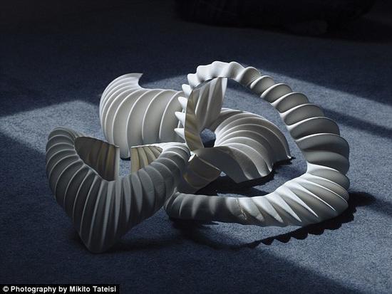 科学家设计3D打印腮,想让潜水者在水下呼吸