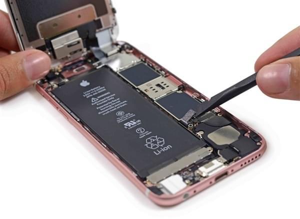 体验iPhone 6s换电池流程,备货不到20块10分钟就没货的照片 - 1